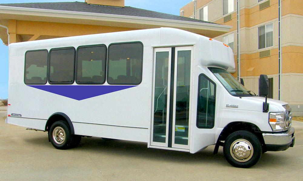 Kansas Truck Equipment - Commercial bus