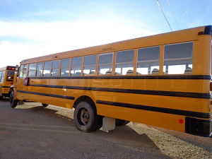 Used School Bus Kansas Truck Equipment Company