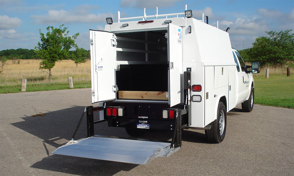 Service-body-truck
