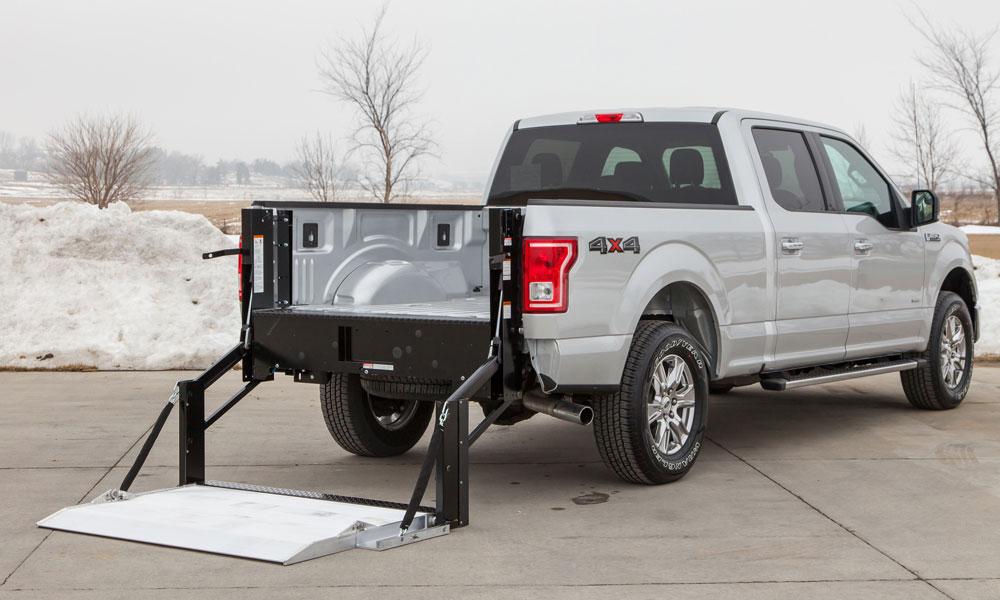 Lift Gates Kansas Truck Equipment Company