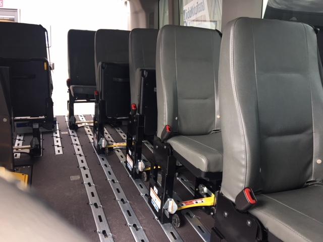 2017 Ford XL Passenger Wagon Interior