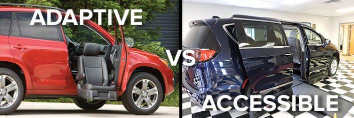 Adaptive-vs-Accessible