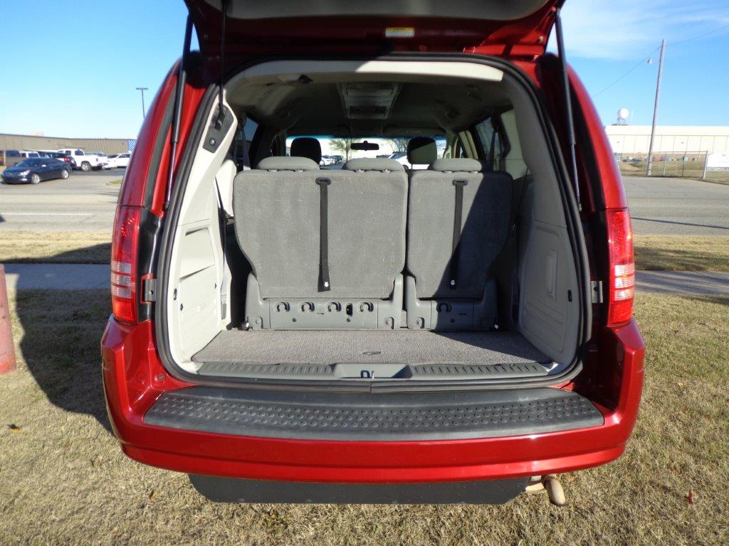 2010 Chrysler Town And Country Vmi Northstar Ar281404