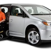 Honda Wheelchair Van
