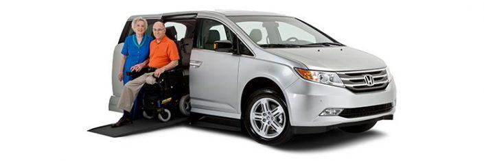 Honda Wheelchair Van