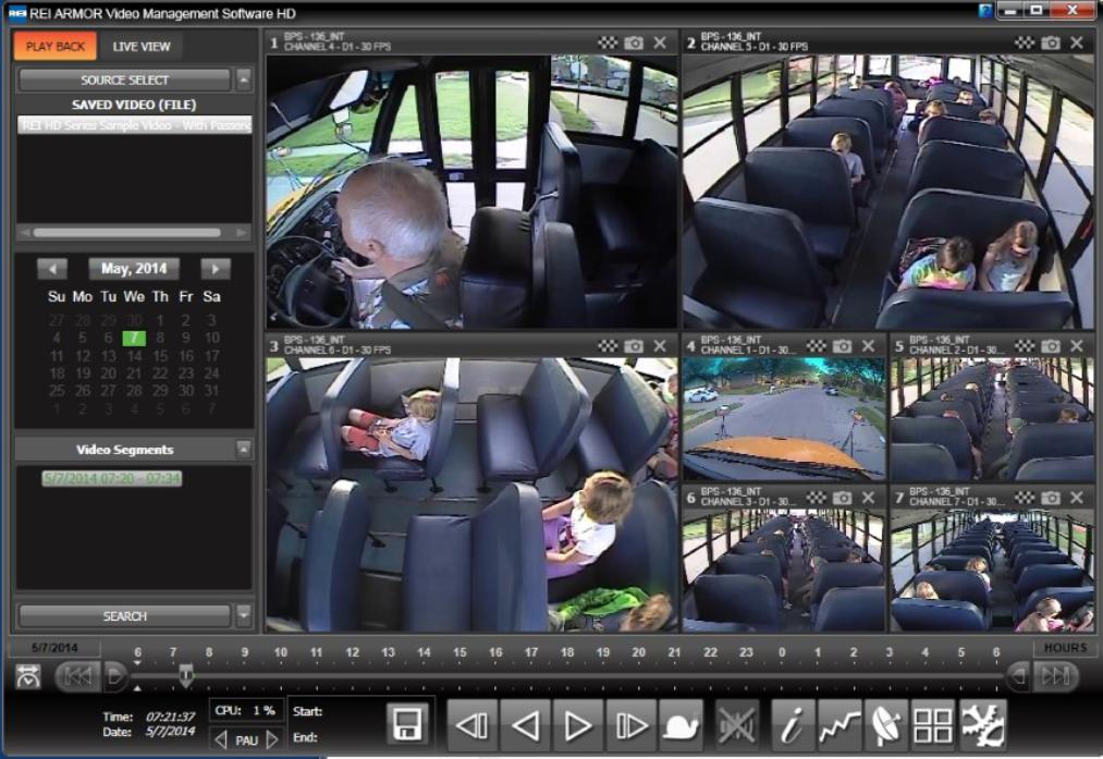 rei mobile video surveillance