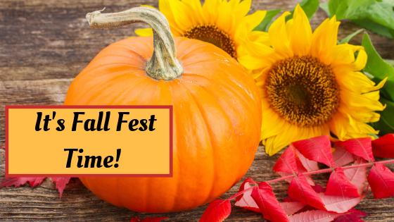 wheelchair fall festival