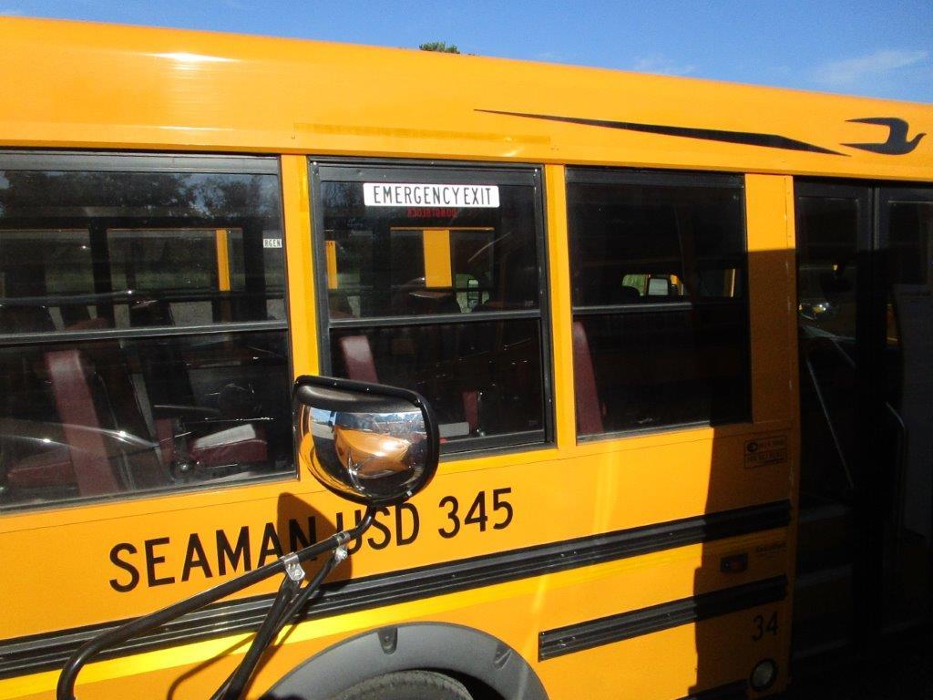 Used School Bus - Kansas Truck Equipment Company
