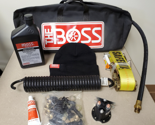 snow plow emergency kit