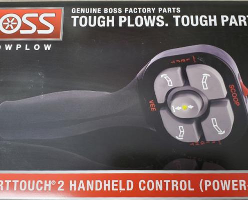 Snow Plow Handheld Control